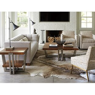 Kitano Gianni 2 Piece Coffee Table Set