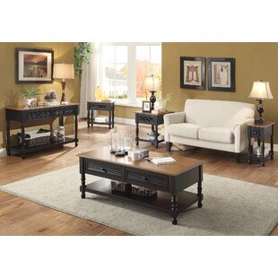 Best Deals Hermila 4 Piece Coffee Table Set By Darby Home Co