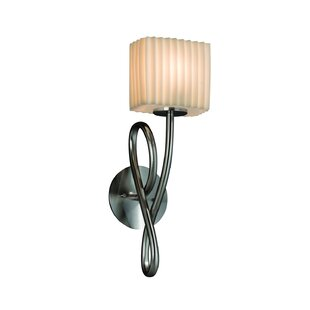 Bloomsbury Market Wiedman 1-Light Armed Sconce