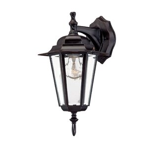 Charlton Home Stovall Outdoor Wall Lantern
