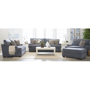 Cuomhouse Configurable Living Room Set by Darby Home Co