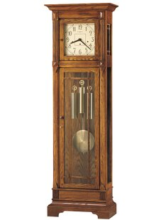 Greene Il 79.5 Grandfather Clock by Howard Miller?