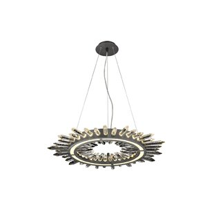 Everly Quinn Kohlmeier LED Novelty Pendant