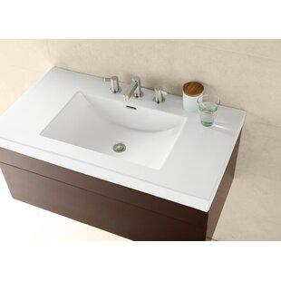 Rebecca 36 Wall Mount Single Bathroom Vanity Set by Ronbow