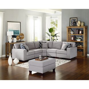 Latitude Run Samual Modular Sectional wit..
