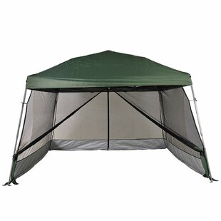 Milanna 3.6m X 3.6m Steel Pop-Up Gazebo By Sol 72 Outdoor