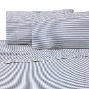 IZOD Bradley Stripe 225 Thread Count Sheet Set