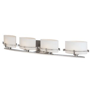 Latitude Run Wolla 4-Light Vanity Light