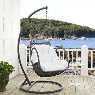 Modway Arbor Swing Chair with Stand