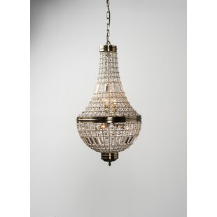 Barkett 6-Light Chandelier by Astoria Grand