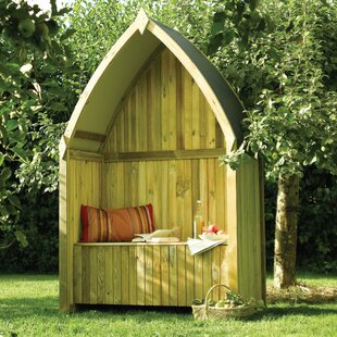 Seaview Wooden Arbour By Sol 72 Outdoor