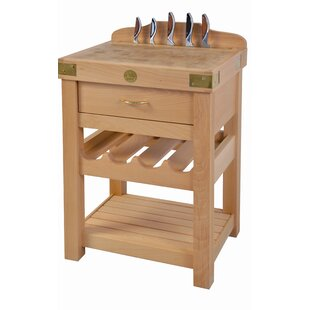 Cheng Kitchen Island By Union Rustic
