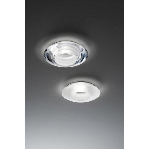 Faretti Rhombus Recessed Lighting Kit Fabbian Finish: White, Bulb: LED