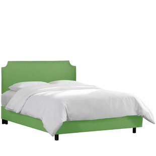 Wayfair Custom Upholstery™ Melissa Upholstered Panel Bed