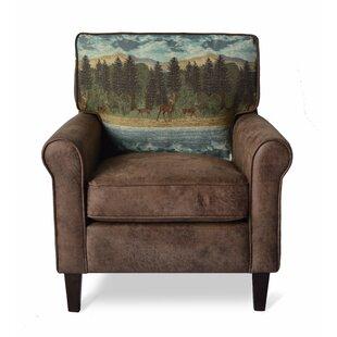 Loon Peak Springer Armchair