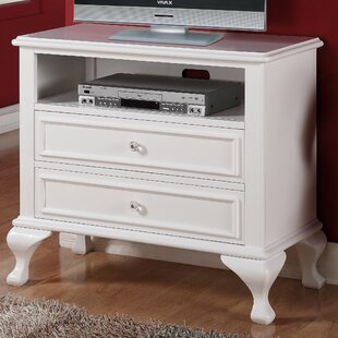 Consuelo 2 Drawer Media Chest by Harriet Bee Find