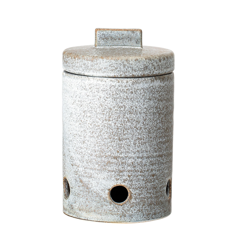 Stoneware Kitchen Canister
