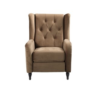 Gold Coast Wingback Manual Recliner