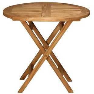 Find for Dunes Outdoor Teak Dining Table Purchase & reviews