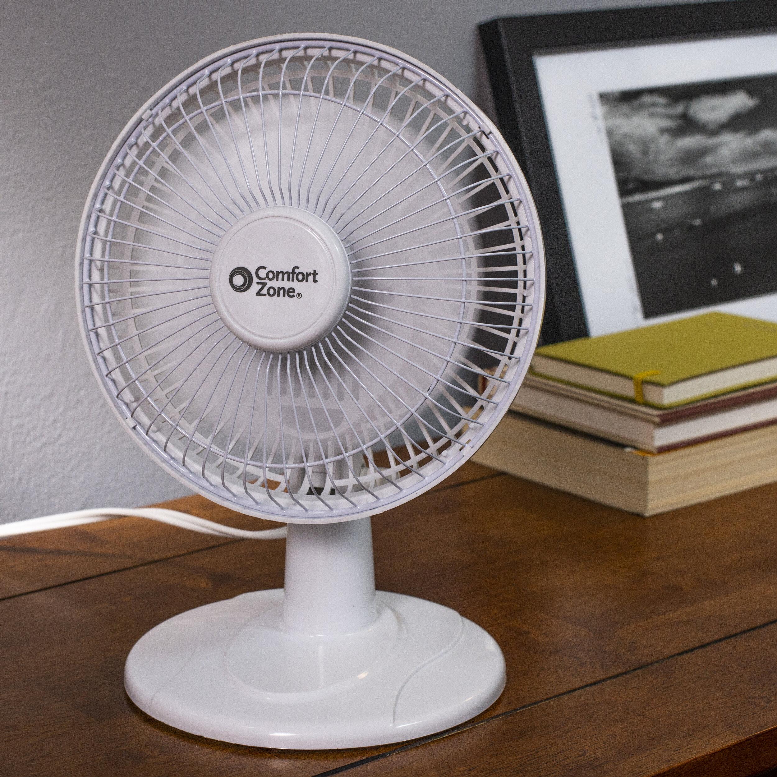 GYP Mini Fan Office Desktop Desktop Dormitory Small Fan USB Mini Silent 7 Inch Fan