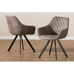 Affordable Marian Upholstered Dining Chair (Set of 2) by Brayden Studio