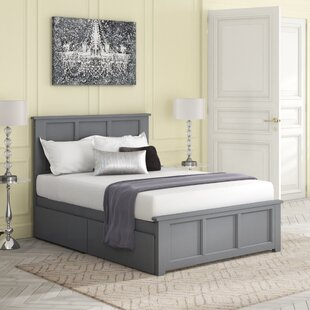 Boligee Full Platform Bed