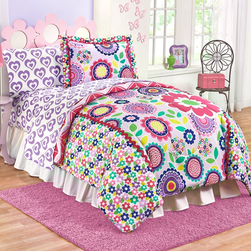 Disney Junior Sheriff Callie Bed Set Toddler 4 Piece Cowgirl Pink Bedding Quilt