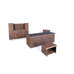 Lillyana 4 Piece Office Set