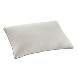 Katniss Fabric Upholstered Medium Memory Foam Standard Pillow (Set of 12)