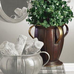 Brass Pot Planter