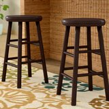 Maryln Bar & Counter Swivel Stool (Set of 2) by Red Barrel Studio®