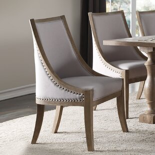 Bargain Asuncion Upholstered Dining Chair by One Allium Way Reviews (2019) & Buyer's Guide