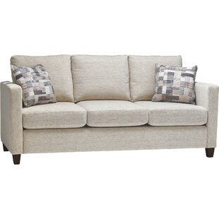 Evans Sleeper Sofa by Rosecliff Heights