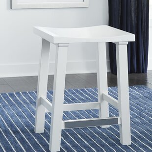 Dickens Accent Stool by Beachcrest Home