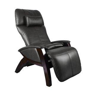 Svago ZG Zero Gravity Leather Massage Chair by Cozzia