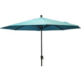 Resort 11' Market Umbrella by Bellini Home and Garden No Copoun
