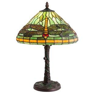 Tiffany Dragonfly 16 Table Lamp