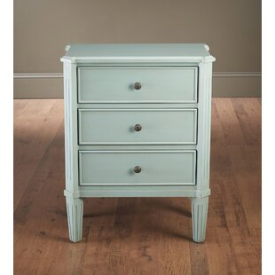 Kaydance 3 Drawer End Table by Darby Home Co