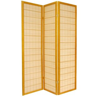 World Menagerie Aria Shoji 3 Panel Room Divider