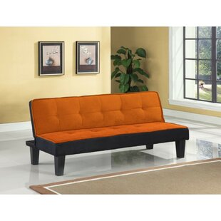 Coots Button Upholstered Adjustable Sofa