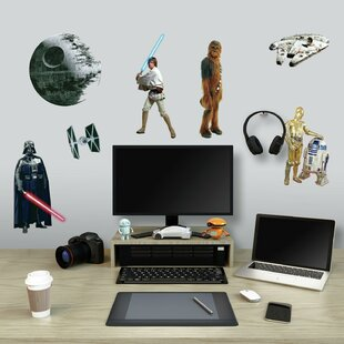 Popular Characters Star Wars Classic Wall Decal