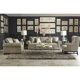 Bernhardt Orleans 2 Piece Coffee Table Set
