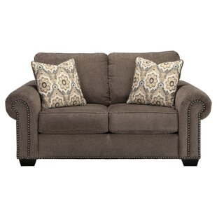 Darby Home Co Cassie Fashionable Loveseat