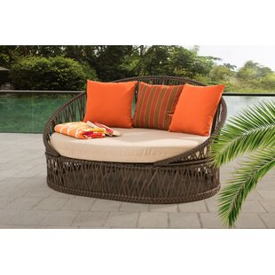 Daybed with Cushions by Sunjoy