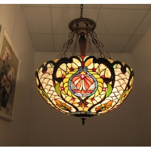 Astoria Grand Nasiba 4-Light Bowl Pendant