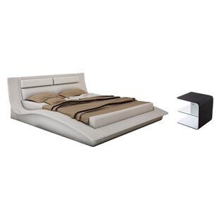 Galeton Platform Configurable Bedroom Set