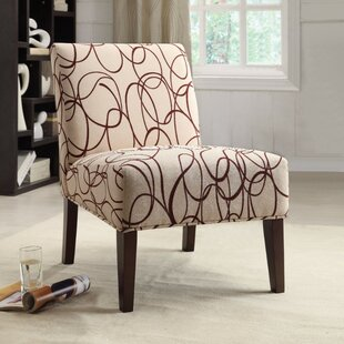 Ebern Designs Paterok Slipper Chair
