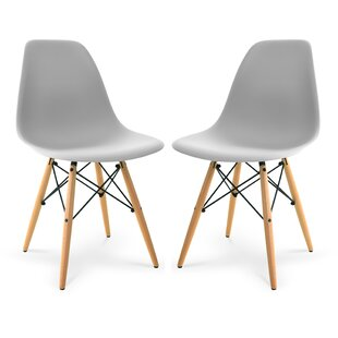 Quintus Solid Wood Dining Chair (Set of 2)