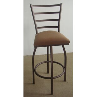 Empress 24 Swivel Bar Stool by Alston 2019 Coupon