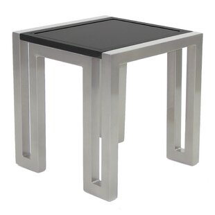 Icon Aluminum Side Table